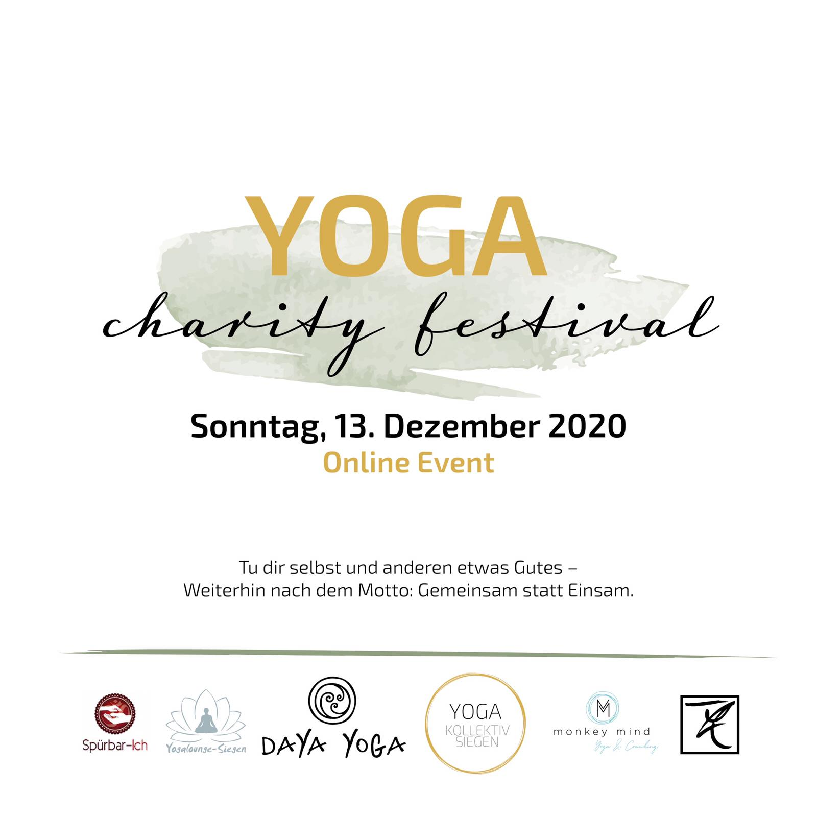 "Featured image for ""yoga. beim Yoga Charity Event"""